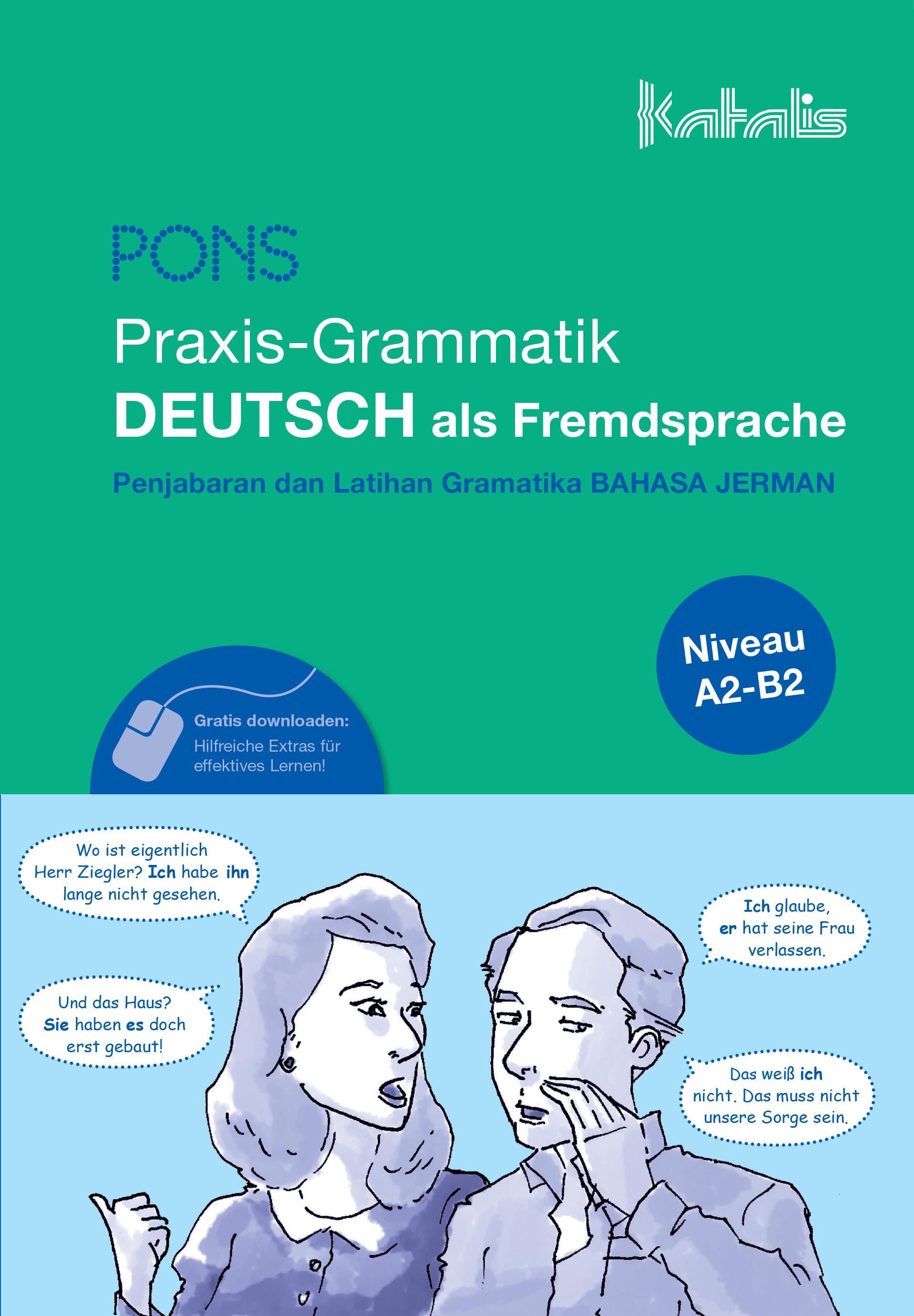 Praxis-Grammatik DEUTSCH als Fremdsprache