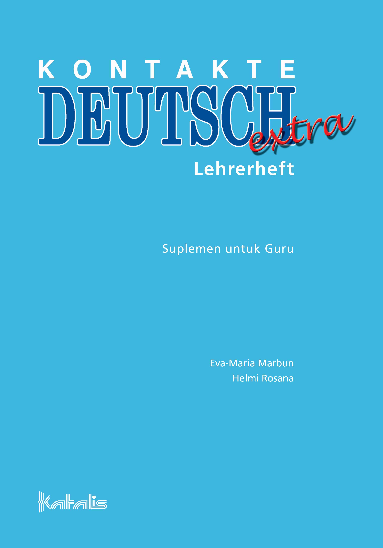 Kontakte Deutsch extra - Lehrerheft