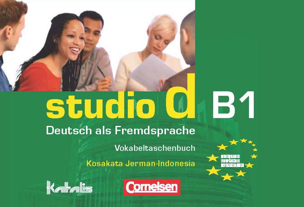studio d B1, Vokabeltaschenbuch