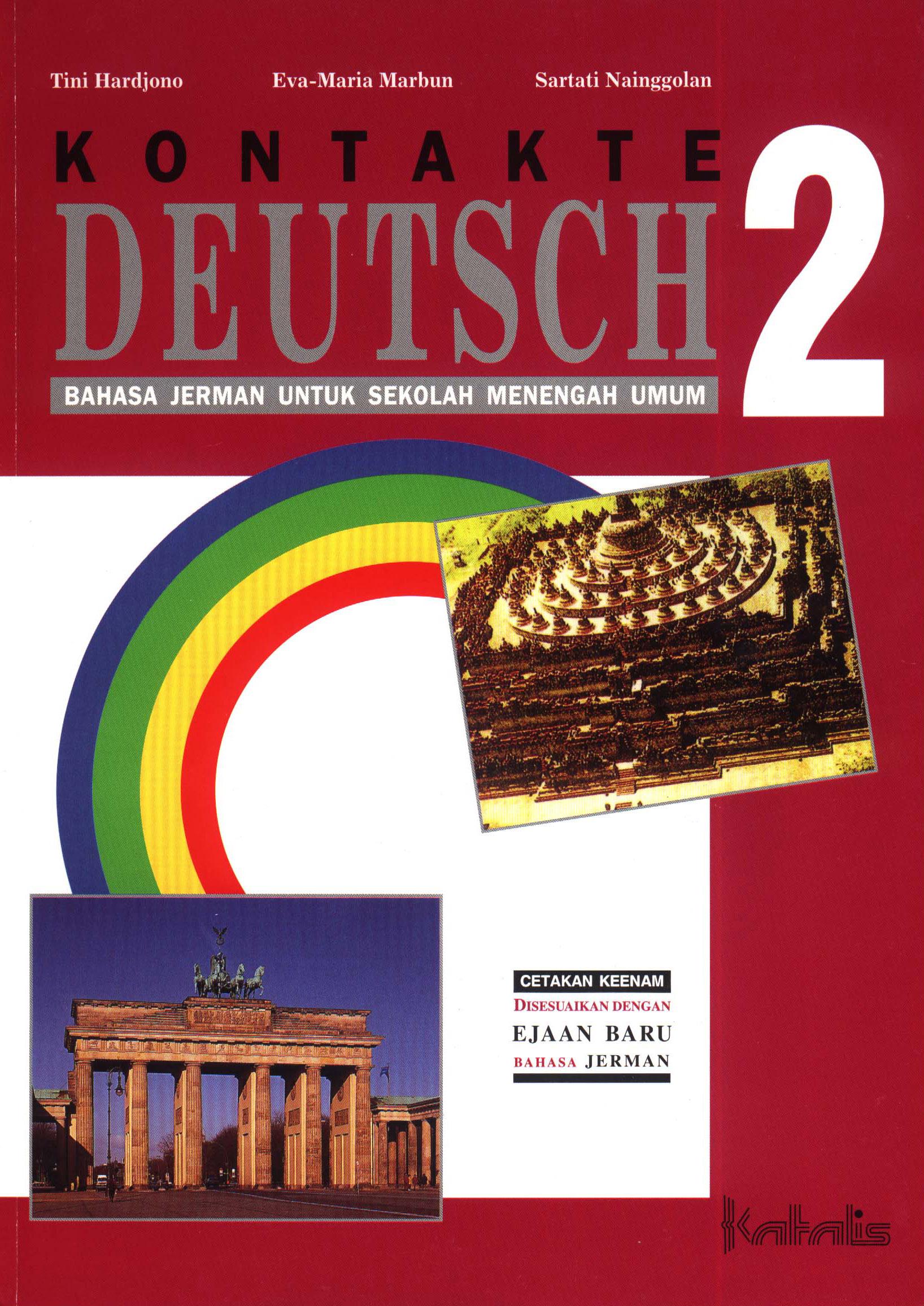 Kontakte Deutsch 2
