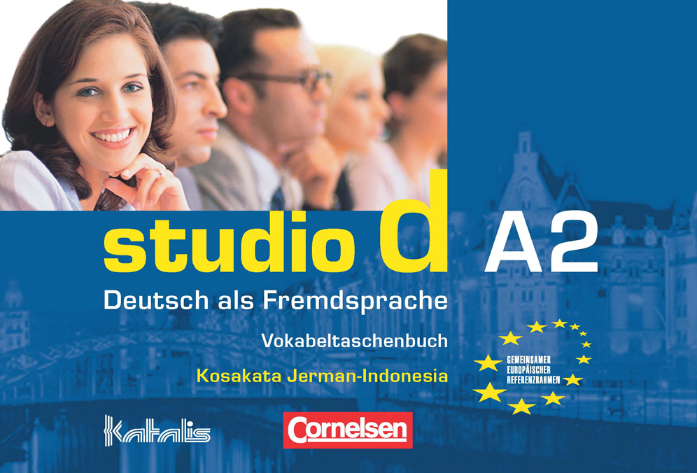 studio d A2, Vokabeltaschenbuch